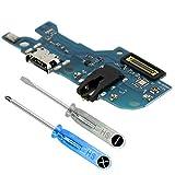 mmobiel connettore dock porta di ricarica charger port compatibile con samsung galaxy m30 m305 2019 6.4 inch usb type c incl cacciaviti