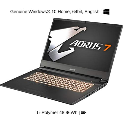 Compare HIDevolution AORUS 7 KB-7US1130SH (AO7-KB-7US1130SH-HID3) vs other laptops