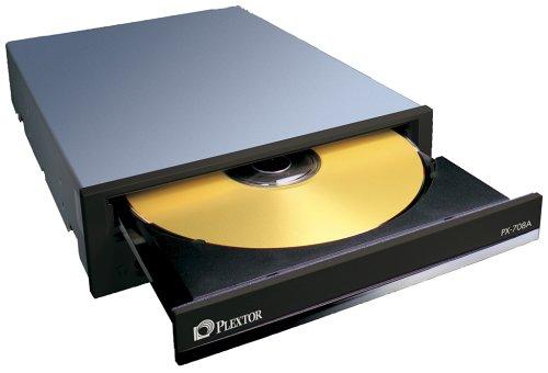 Plextor PX-708A/T3B DVD-Brenner schwarz 8x4x12x/4x2x12x (Retail)