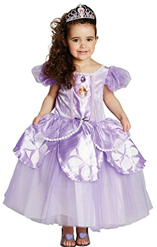 Rubies Prime Sofia - Disney Princess - Enfants Costume de déguisement - Medium - 116cm