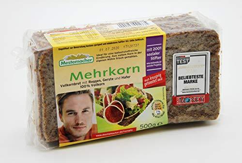 Mestemacher Mehrkornbrot, 9er Pack (9 x 500g)
