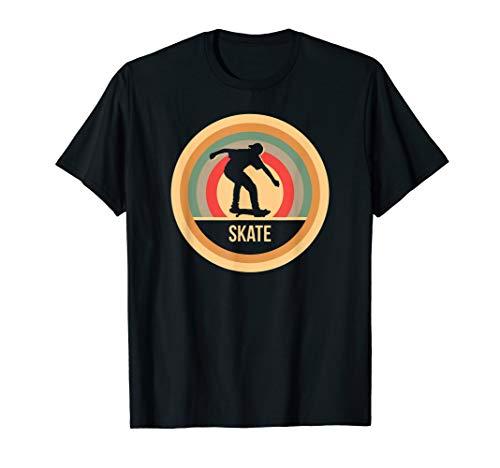 Retro Vintage Skaten T-Shirt | Skater Geschenk