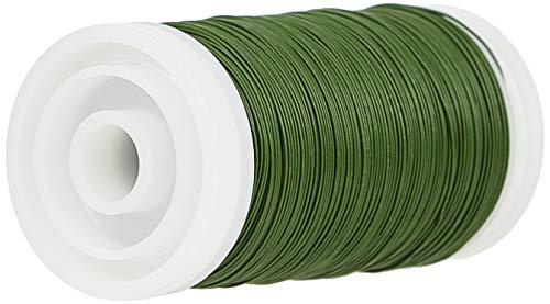 efco Filo d'alluminio per fioraio, Verde