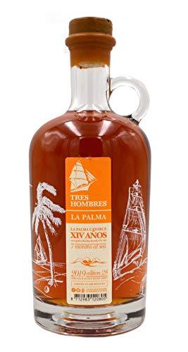 Tres Hombres 2019 Edition 28 La Palma Catorce Rum 0,7l