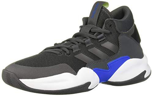 adidas Tenis Streetcheck para hombre, gris (gris/gris/azul), 47 EU