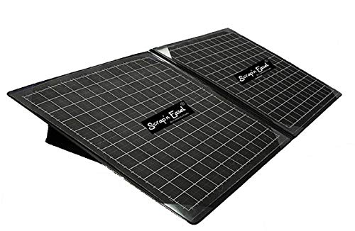 Scrap 'n Easel Magnetic Portable Double Grid Layout Scrapbook Style Ergonomic Work Surface