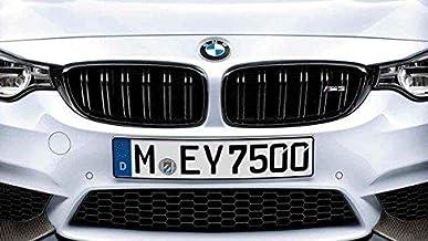 BMW純正M PERFORMANCEパーツ F80M3用ブラック キドニー サイド グリル セット