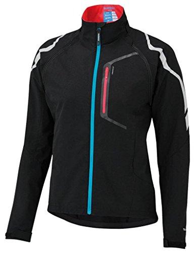 Shimano Hybrid Jacke Damen-Jacke Windjacke Gr. L schwarz