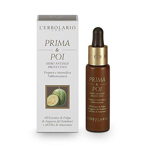 Crema solar natural L 'erbolario prima & POI