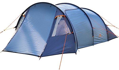 Koepeltent familietent 2-3 personen groepstent tent tent camping met vuil en regenafstotend buiten 2.000 mm waterkolom NIEUW