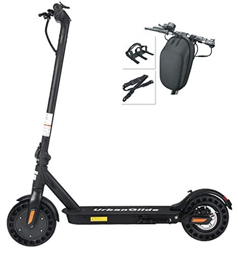 Patinete Eléctrico URBANGLIDE Ride 100S 350W + Pack de Accesorios