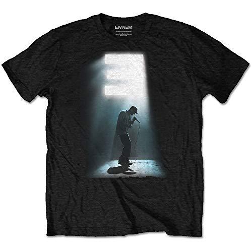 T-Shirt # S Unisex Black # The Glow [Import]