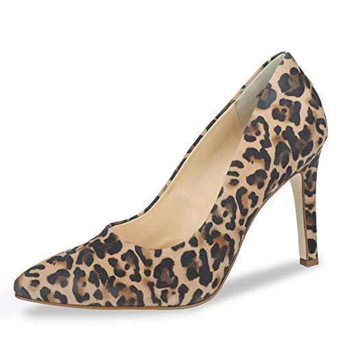Paul Green 3591 Größe 41 EU Leopard-Muster