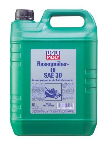 LIQUI MOLY 1266 Rasenmäher-Öl SAE 30 5 L