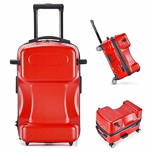 Bagagli per bambini - Valigia per bambini con ruota universale a 360 gradi, può essere utilizzata come valigia da viaggio per bambini da viaggio