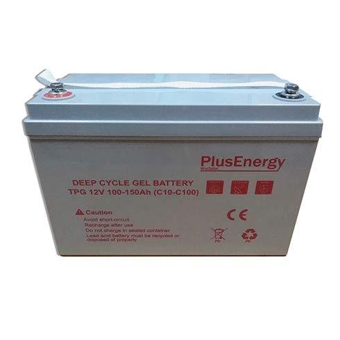 Batería 150Ah solar 12v Ciclo Profundo GEL 150Ah