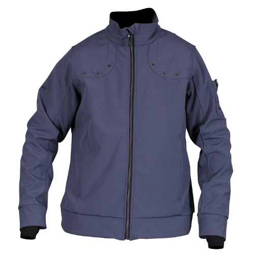 iQ-Company Herren Softshell Jacke Dive Club Jacket, 2491_deep-blue, L, 240395_2491_L
