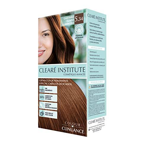 Colour Clinuance | Coloration Cheveux Permanent | Teinture Cheveux Sans Ammoniaque | Spécial Pour Les Cheveux Délicats