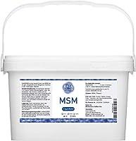 """Reines OptiMSM (Methylsulfonylmethan) 5kg - grobes Pulver (""""Coarse Flakes"""")"""
