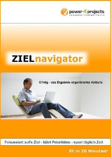 ZIELnavigator 1.1 - Organisationssoftware [import allemand]