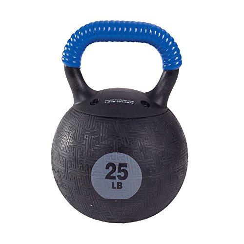 Power Systems Kor Kettlebell, 25 Pounds, Blue/Advanced (50190)