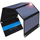 All-Purpose Cargador Solar de 28 vatios Cargador...