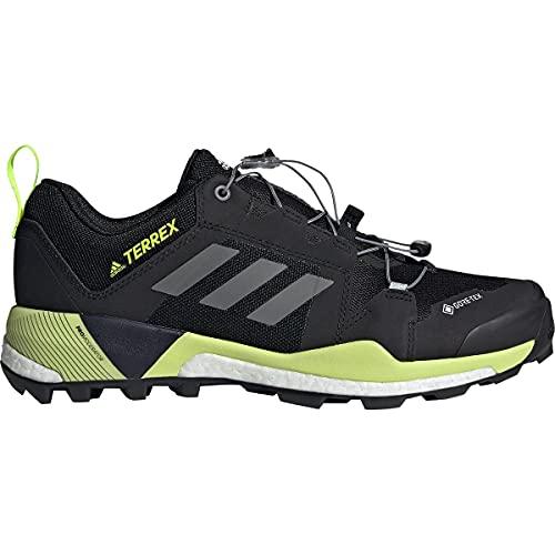 adidas Zapatilla Terrex Skychaser XT GTX, Stivali da Escursionismo Uomo, CBLACK/GRETWO/Syello, 42 EU