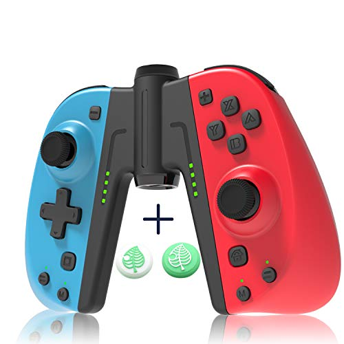 JOYSKY Controller per Nintendo Switch, Wireless Bluetooth Joystick Sostituzione per Joycon Compatibile con Nintendo Switch