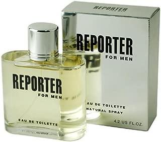 Reporter for Men by Reporter 4.2oz 125ml EDT Spray