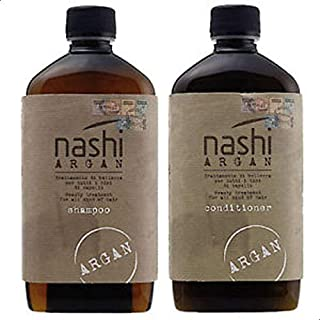 Nashi Argan oil Shampoo 500 ml & Conditioner 500 ml