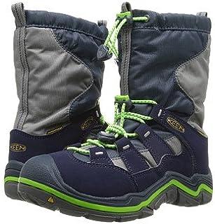 [キーン] キッズアウトドアハイキングシューズ?ブーツ?靴 Winterport II WP (Little Kid/Big Kid) [並行輸入品]