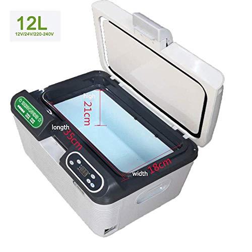 iCool 12L Autokühler Kompressor Gefrierschrank-Elektrische Kühlbox Für Auto Camping Kühlschrank 24 V / 12 V / 220-240 V Tragbare In Sport Im Freien Home Tour