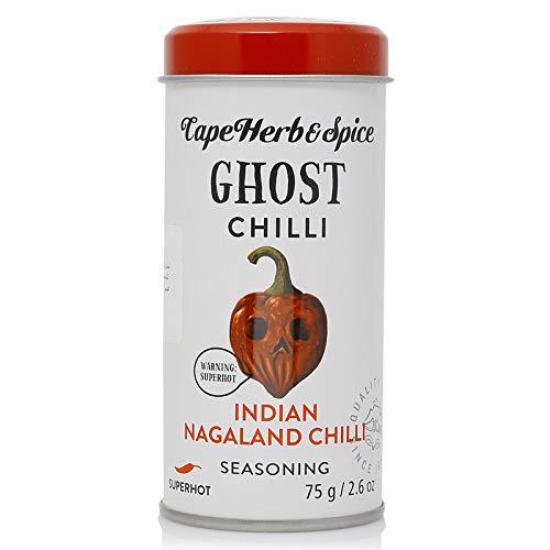 Cape Herb & Spice, Rub Ghost Chilli, 100 gramm