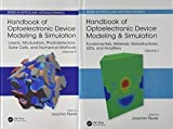 Handbook of Optoelectronic Device Modeling and Simulation (Two-Volume Set) (Series in Optics and Optoelectronics) (English Edition)