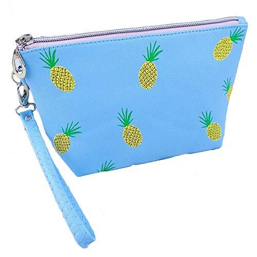 T-ara El Nuevo Mano de Las Mujeres para sostener una Preciosa Preciosa de Gran Capacidad Mini Portátil Portátil Portátil Simple Simple Bag Imprescindible para el Senderismo (Color : Blue)