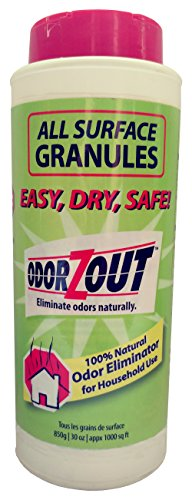 All SURFCE GRANULES 30OZ by ODORZOUT MfrPartNo AAS850