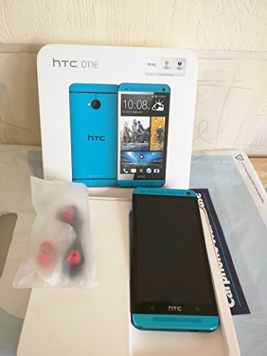 HTC One M7 32GB UK Smartphone Ohne SIM-Lock - Blau