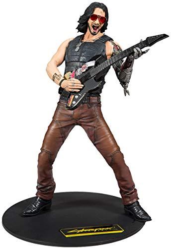 30,5 cm große Johnny Silverhand – Cyberpunk 2077 – Deluxe Actionfigur