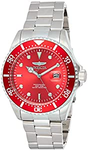 Invicta Men's Pro Diver 43mm Stainless Steel Quartz Watch 22048