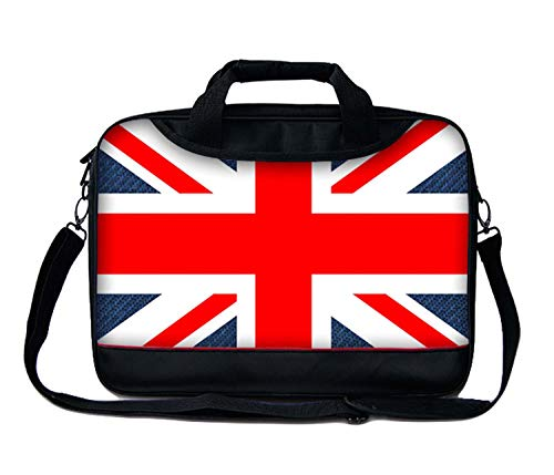Luxburg 15 'Shoulder or Business Bag for Laptop with handle