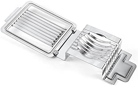 Stainless Steel Ranking TOP18 Egg Cutter Slicer Lowest price challenge Kitchen Fruit Multifunctional