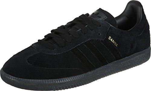 adidas Herren Samba Og Fitnessschuhe, Schwarz (Negbás/Negbás/Carbon 000), 41 1/3 EU