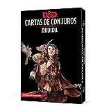 Dungeons & Dragons- Dungeons and Dragons: Druida - Cartas de conjuros - Castellano, Color (Edge Entertainment EEWCDD83)