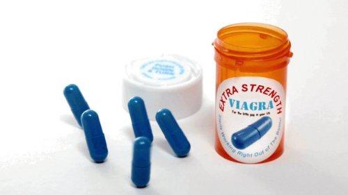 Extra Strength Viagra Joke Pills, Great Bar Gag, Very Funny Novelty