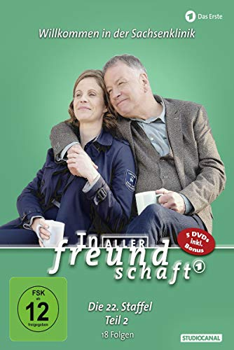 Staffel 22, Teil 2 (5 DVDs)