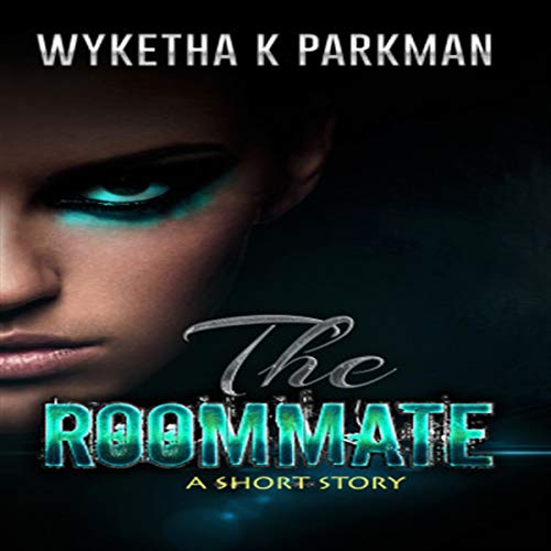 The Roommate audiobook cover art