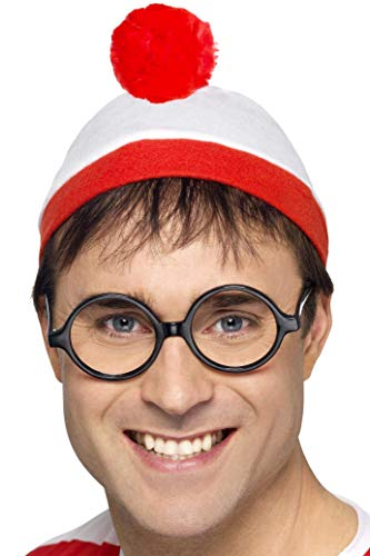 Where\'s Wally Hat and Glasses Kit, Book Week, Wenda (disfraz)