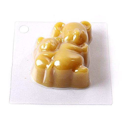 4 holle ruimtes, liefdeswaardig, koala met babyzeep/Bath Bomb vorm (5 stuks)