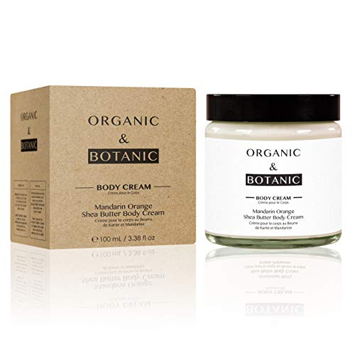 Dr Botanicals Crema Corporal Mandarin Orange And Shea Butter 100 ml