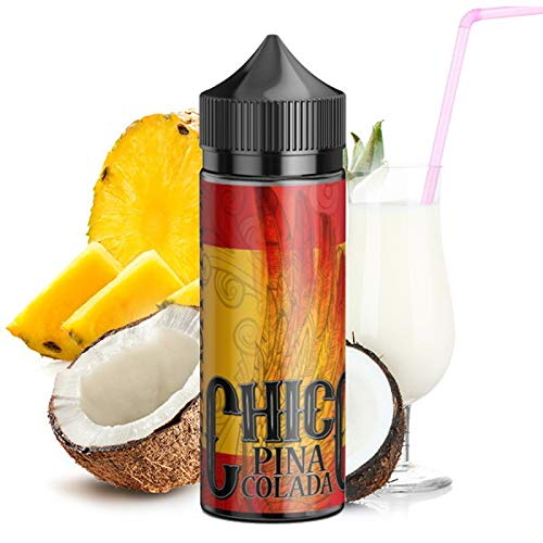 Chico Que pasa Papi Pina Colada 20ml Bottlefill Aroma by VapeHansa Nikotinfrei